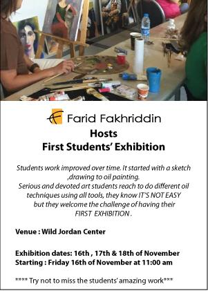 Farid Fakhriddin Atelier Hosts Students